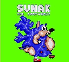 Sunak coming in your i! (green) by kingeckincat
