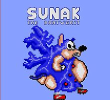 Sunak coming in your i! (blue) by kingeckincat