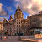 Liverpool - The old and the new by SimplyScene