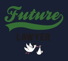 FUTURE LAWYER Kids Clothes