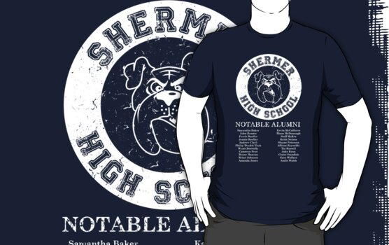 Shermer High School Alumni by Paulychilds