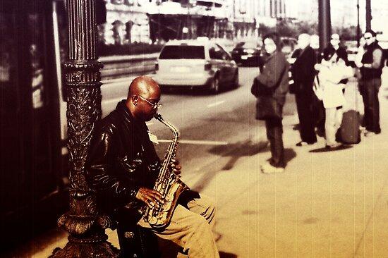 Musician by lumiwa