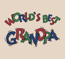 "Grandpa ""World's Greatest Grandpa"" by FamilyT-Shirts"