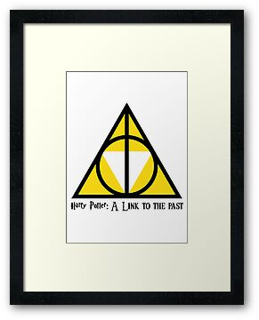 Harry Potter: A Link to the past  by NoTHEnd