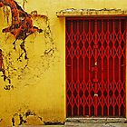 200808220749 Red Door by Steven  Siow