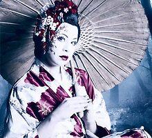 Furui gakkō no geisha by Ant Vaughan
