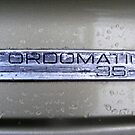 Ford Falcon XP Fordomatic 3S badge  by Russell Voigt