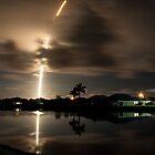 Falcon 9 CRS1 Launch by Per Hansen