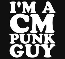 CM Punk Guy by baileex3