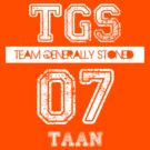 TGS Taan (white) by excasperated