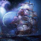 MOONLIT SAIL by Tammera