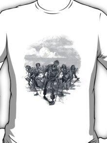 the nordic walking dead T-Shirt