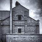 Hart's Mill 3 (mono) by Jan Pudney