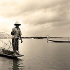 Inle Lake by kyh87