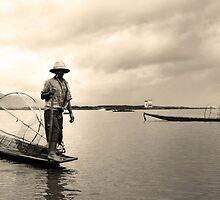 Inle Lake by kyh87