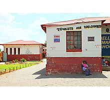 Primary School in Soweto, Johannesburg, South Africa Photographic Print