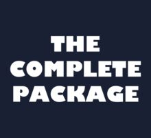 the complete package T-Shirt
