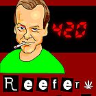 Reefer Sutherland - 420 by mouseman