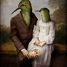 The Hummingbirds by ChristianSchloe