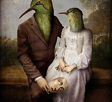 The Hummingbirds by ChristianSchloe