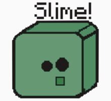 Slime Minecraft by BennH