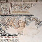 Dionysus Mosaic Mona Lisa of the Galilee by PhotoStock-Isra
