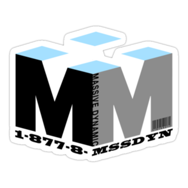 Massive dynamic logo by erndub