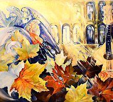 Sounds Of Autumn by Natalia Lvova