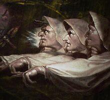 Fright Night by Carol Bleasdale