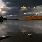 Light over The Loch by Paul Holman
