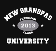 New Grandpa 2013 by FamilyT-Shirts