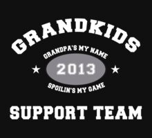 Grandpa Is My Name by FamilyT-Shirts