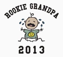 Funny New Grandpa 2013 by FamilyT-Shirts