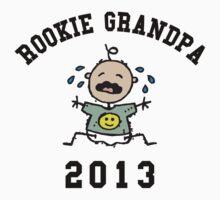 Funny New Grandpa 2013 by FamilyT-Shirts