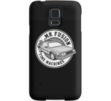 Back to the Future Mr Fusion Time Machines Samsung Galaxy Case/Skin