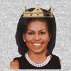 Michelle Obama by yyykceb