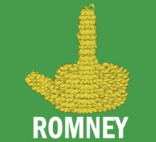 Big Bird Anti-Romney T Shirt by ObamaShirt