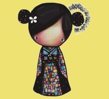 patchwork kimono Kids Clothes
