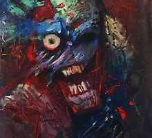 Abstract Zombie by immunox