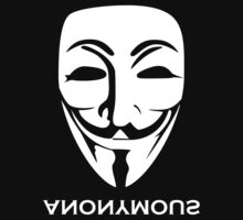 ANONYMOUS [white] by LifeSince1987