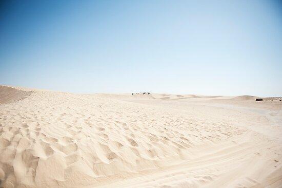 The Sahara Desert by geirkristiansen