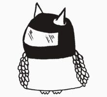 Biker Owl by annieclayton