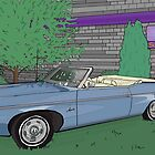 1969 Chevrolet Impala : Fast Cars &amp; Cool Duco by Lisadee Lisa Defazio
