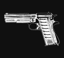 Handgun by John King III