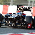 Romain Grosjean 2012 by SHUTTERBLADE