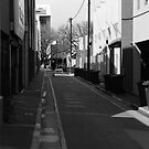Back street of Adelaide by Glynn Jackson
