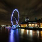 London Eye  by Dean Bedding