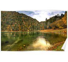 Hidden Paradise; SULUKLU GOL - Suluklu Lake Poster