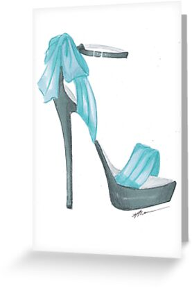 All Tied Up in Tiffany by veronicamarche