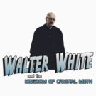 Walter White and the Kingdom of Crystal Meth by inesbot